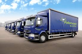 100 Kidds Trucks New French Hub For Palletways Post Parcel