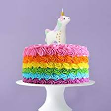 Cupcakes And Cartwheels Wish Come True Unicorn Candle In Gift Box