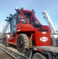 100 Red Dog Trucking 2016 Taylor X360M Fork Lifts Lift Trucks Cropac Forklifts Inc