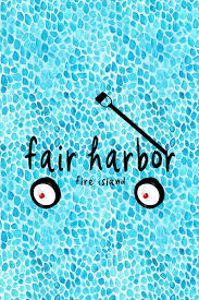 100 Fire Island Fair Harbor FAIR HARBOR FIRE ISLAND 6x9 Lined Journal