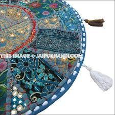 Giant Bohemian Floor Pillows by 17