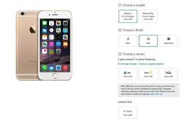 iPhone 6 Price In USA With Contract AT&T Verizon Sprint and T