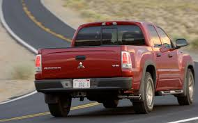 2006-2009 Mitsubishi Raider - Pre Owned - Truck Trend 2015 Gmc Sierra Denali Hd Heavy Duty Us Marine Silverback Raider 2007 Mitsubishi For Sale In Rapid City South Dakota Reviews Features Specs Carmax 2008 Photos Informations Articles Bestcarmagcom And Rating Motor Trend 1z7ht28k46s529318 2006 Red Mitsubishi Raider Ls On Sale Pa Toyota Hilux 2700i Double Cab Zaspec 200105 Off Road Street Concept 2005 Pictures Information Specs 62009 Pre Owned Truck Xls Possibilities Of The New 2019 Review All Car