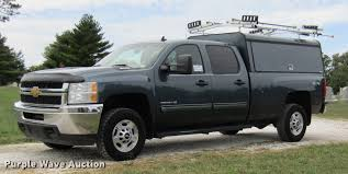 100 2014 Chevy Mid Size Truck Chevrolet Silverado 2500HD Crew Cab Pickup Truck Item