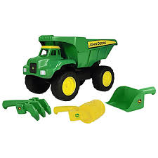 100 Truck Tools John Deere 15 Big Scoop Dump With Sand LP64760