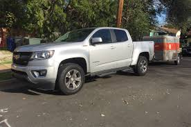 2016 Chevrolet Colorado Z71 Diesel Update 3: Long-Distance Tow Test ...