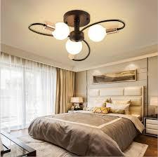 großhandel moderne kreative led deckenleuchte wohnzimmer schlafzimmer amerikanischen stil kronleuchter innenwarmweiße led deckenleuchten ac110 240v