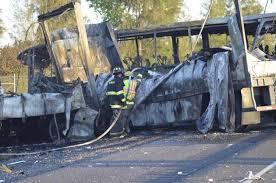 100 Fedex Truck Wreck California Student Bus Crash At Least 10 Dead Time