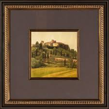 Tuscan Decorative Wall Plates by Tuscany Wall Art Shenra Com