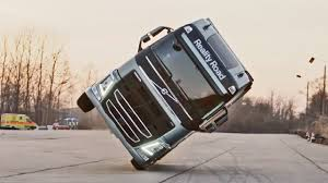 100 Who Owns Volvo Trucks VOLVO TRUCK STUNT YouTube