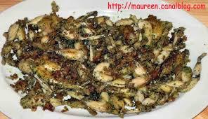 cuisiner des cuisses de grenouilles les cuisses de grenouilles sautées à l ail maureen et ses parents