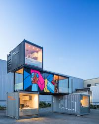 100 Container Built Homes Shipping Offices Powers Construction
