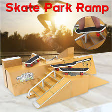Tech Deck Half Pipe Skate Park Ramp by Tech Deck Ramps Other Toys U0026 Games Ebay