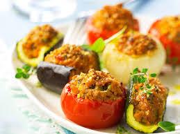 cuisine de lili recette petit farcis provencaux proposée par slili34 sur