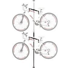 Ceiling Bike Rack Flat by Elegant Yellow Cycloc Endo Wall Mount Bike Storage Rack Charming
