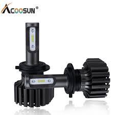 aliexpress buy acoosun 12v car led headlight bulb all in one
