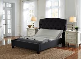 Adjustable Bed Frame For Headboards And Footboards by Zero Gravity King Adjustable Bed From Ashley Coleman Furniture