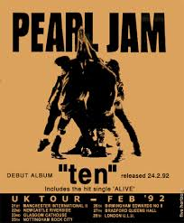 Pearl Jam Music Posters Pinterest