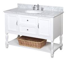 Wayfair Bathroom Vanity 24 by Kitchen Bath Collection Kbc17wtcarr Beverly Bathroom Vanity With