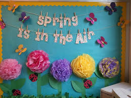Springtime Bulletin Board In My 4th Grade Classroom Perfect For March Through June