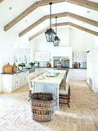 Italian Style Kitchen Cool Rustic Kitchens Curtains