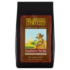 100 Don Cafe Pedro American Craft Southern Pecan Stone Ground Coffee 12 Oz Walmartcom