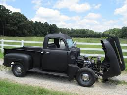 1951 Ford F1 Shortbed Pickup - YouTube 1951 Ford F1 Pickup F92 Kissimmee 2016 Classics For Sale On Autotrader This Stole The Thunder Of Every Modern Fseries Truck File1951 Five Star Cab 12763891075jpg Bangshiftcom Truck Might Look Like A Budget Beater Hot Rod Network Classic Car Show Travelfooddrinkcom 1948 Studio Martone Ford Mark Traffic