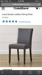 Crate And Barrel Dining Room Chairs by Crate U0026 Barrel Sasha Upholstered Dining Arm Chair Dining Arm