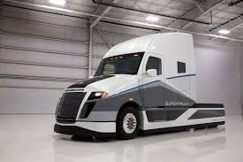 2015 Daimler SuperTruck Review - Top Speed Tesla Confirms Having Completed Electric Semi Truck Protype Inspirational 2010 Small Trucks With Best Gas Mileage 7th And Semi Analyst Warns Makers Not To Laugh Teslas Controlling Fuel Costs Ordrive Owner Operators Trucking Magazine Nikola One Eleictruck Running Be Unveiled Dec 2 Tank Wikipedia Making More Efficient Isnt Actually Hard Do Wired 41 Best Big Rig Trucks Images On Pinterest The Extraordinary Engine Cfigurations Of 18wheelers Semitruck What Will The Roi And Is It Worth Intertional Prostar Smartadvantage Powertrain Truck News