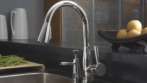 Brizo Kitchen Faucet Touch by Venuto Kitchen Brizo