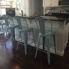 Great Best 25 Metal Bar Stools Ideas On Pinterest Kitchen For Farmhouse Style Plan