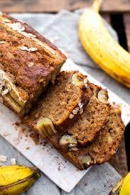 einfaches saftiges bananenbrot ohne zucker