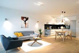 wohnzimmer einrichten mit retro elementen skandinavisch