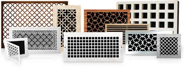 Decorative Wall Air Return Grilles by Pacific Register Company Vent Covers Grilles U0026 Registers