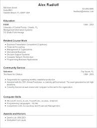Resume Sample For Singapore Jobs And Example Of Good With No Job Experience To Prepare Awesome