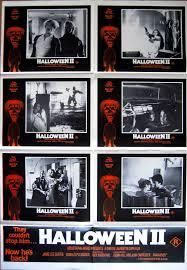 Jamie Lee Curtis Halloween 2 by Z Movie Posters