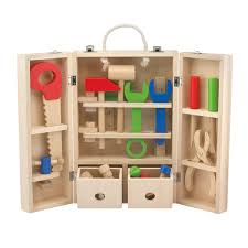 Mono Trucks Kids Wooden Tool Box   Everything But Gift Cards ...