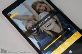 Swapchat for Windows Phone