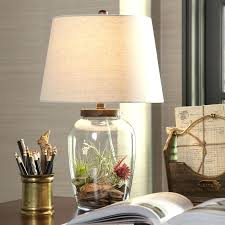 Fillable Glass Table Lamp Australia by Glass Base Table Lamp C Ing Fillable Clear Glass Base Table Lamps