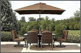 Sears Harrison Patio Umbrella by Patio Furniture Sets At Sears Patios Home Decorating Ideas