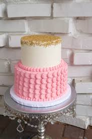 Pink White And Gold Birthday Decorations by 24 Best Birthday Cakes Images On Pinterest Birthday Ideas