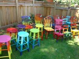 Gorgeous Colorful Outdoor Benches 25 Best Ideas About Painted Furniture On Pinterest