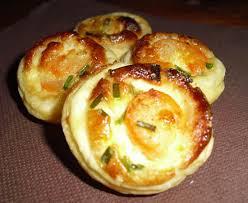 mini quiche pate feuilletee mini quiche crevette parmesan aurélie cuisine
