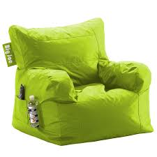 Big Joe Lumin Bean Bag Chair by Amazon Com Comfort Research Big Joe Dorm Chair With Smart Max