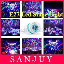best wholesale led0043 led stage light 3w rgb mini dj stage small