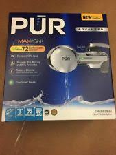 Pur Faucet Mount Refills by Pur Water Filter Ebay