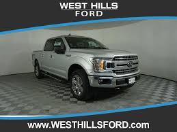 100 Ford 4 Door Truck New 2019 F150 XLT Cab Styleside Super Crew In