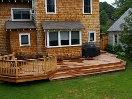 Drop Ceiling Calculator Home Depot by Deck How To Build A Freestanding Deck Step By Step Lowes Deck