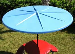Fiberglass Starburst Umbrellas