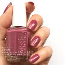 ESSIE TREAT LOVE COLOR 2018 In 2019 Nails Pinterest Nails